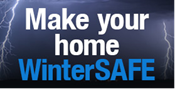 Make your home wintersafe
