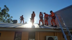 Training with Canning/South Perth